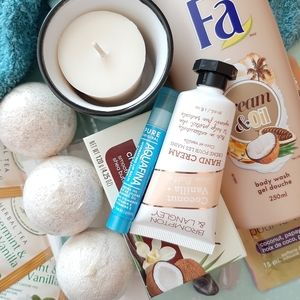 Creamy Coconut Self Care Package